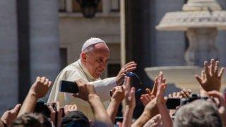 Franciszek prosi omodlitwę zarodziny