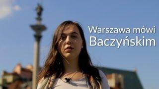 Warszawa mówi Baczyńskim