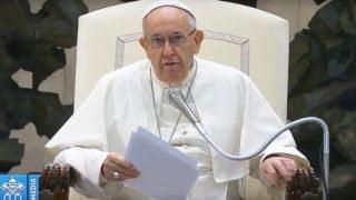 Franciszek: wChrystusie znajdujemy odpoczynek miłosierdzia iprawdy