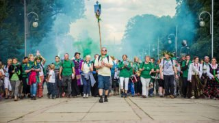 Sezon pieszych pielgrzymek naJasną Górę wkracza wkulminacyjną fazę