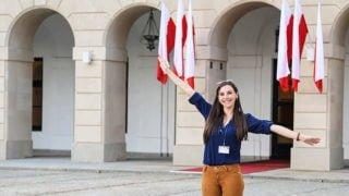 Młodzi Polacy zewszystkich stron świata