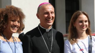 "Kraków: modlitewny ""Support dla Synodu"""
