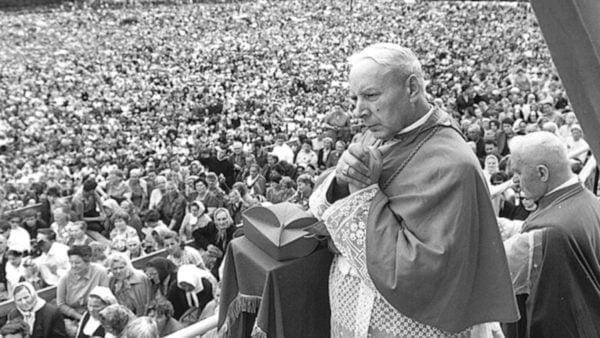 Dziś 70. rocznica ingresu Prymasa Wyszyńskiego