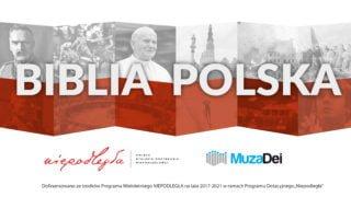 """""""Biblia Polska"""" wNowym Targu już 9października"""