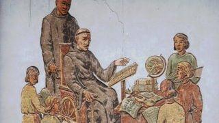 Bł.Herman – święty nawózku inwalidzkim