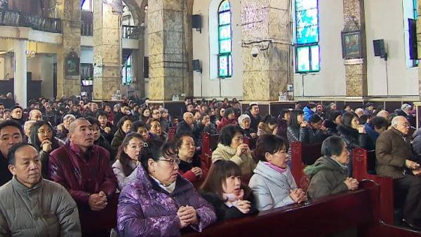 Dziś Dzień Modlitwy zaKościół wChinach