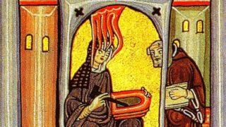 Św. Hildegarda zBingen: specjalistka odzdrowego stylu życia