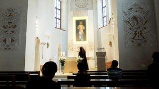 Jezus czeka natransport. Litwa przedprzyjazdem Franciszka