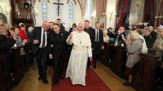 Franciszek doosób starszych: bądźcie wzorem wytrwałości