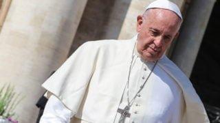 Franciszek oaborcji: Tojak wynająć płatnego zabójcę