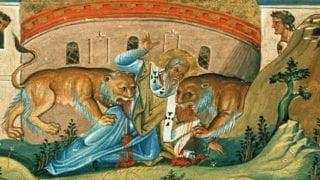Ignacy zAntiochii. Biskup rozszarpany przezdzikie zwierzęta