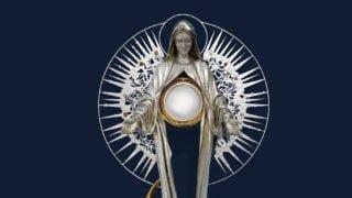 Niewiasta Eucharystii przyjedzie naStadion Młodych