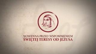 Nowenna zawstawiennictwem św.Teresy zAvila