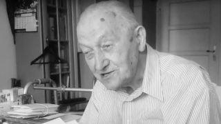 Pożegnanie płk. Edmunda Brzozowskiego, weterana walk oTobruk