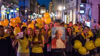 Dzień Papieski 2018. Promieniowanie Ojcostwa