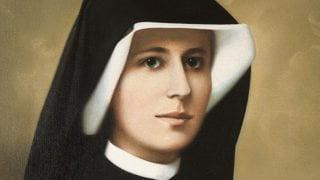 Św. Faustyna – Polką Stulecia