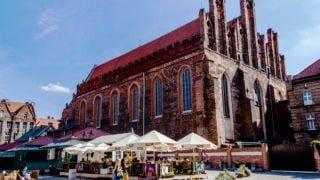 Kościół dominikanów wGdańsku będzie zamknięty dla wiernych