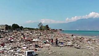 Caritas Polska jako jedna zpierwszych pomaga ofiarom Tsunami