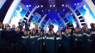 Koncert imozaika na40. rocznicę wyboru Karola Wojtyły napapieża
