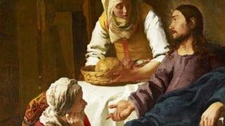 Jak Marta iMaria uczą nas chrześcijańskiego życia