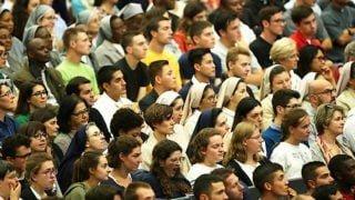 Młodzi zmieniają atmosferę obrad Synodu