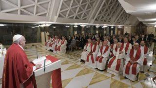 Franciszek ochłopcu torturowanym przezfundamentalistów