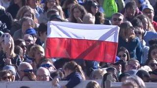 Franciszek złożył Polakom życzenia zokazji stulecia Niepodległości