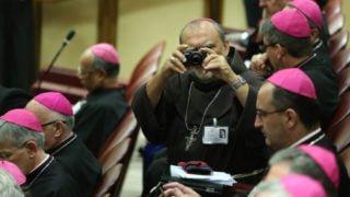 Synod Biskupów: obulimii informacyjnej ianoreksji marzeń