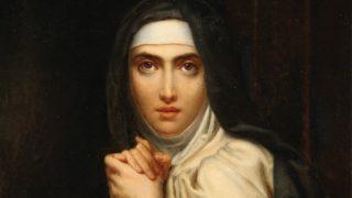 Św. Teresa zAvila. Bóg sam wystarczy