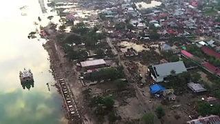 100 tys. dla ofiar tsunami wIndonezji odCaritas Polska