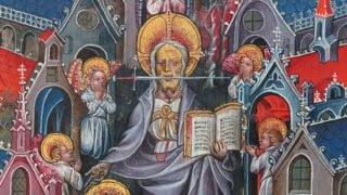 Czytamy Apokalipsę wliturgii: KTOŚ