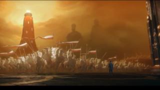 Niezwykła animacja na100-lecie polskiej niepodległości!