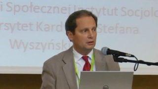 Papież mianował prof.Wieleckiego doPapieskiej Akademii Nauk Społecznych