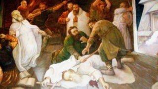 Benedykt, Jan, Mateusz, Izaak iKrystyn: polscy święci zczasów Chrobrego