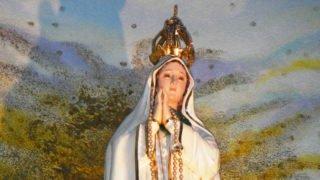 Figurka Matki Bożej Fatimskiej okrążyła Ziemię 15 razy