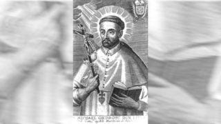 Papież ogłosił Michała Giedroycia błogosławionym