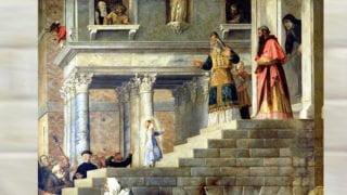 Maryja jako świątynia. Dziś święto Ofiarowania Matki Bożej
