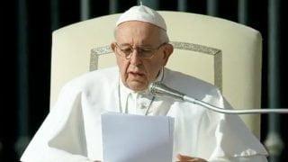 """Franciszek: """"Nie kłam"""" znaczy bądź prawdziwym dzieckiem Boga"""
