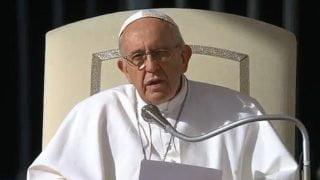 Franciszek: niekradnij znaczy kochaj swoimi dobrami