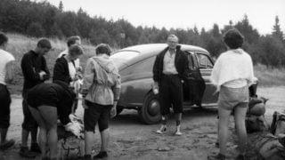 Replika jedynego samochodu należącego doJana Pawła II