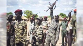 WSudanie zginął odran pierwszy jezuita pochodzący zKenii