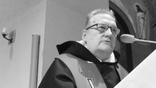 Zmarł dominikanin o. Andrzej Potocki