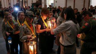 Betlejemskie Światło Pokoju już wPolsce!