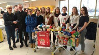 Akcja Caritas wsupermarketach już wnajbliższy weekend
