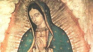 Guadalupe czyli Autoportret Bożej Rodzicielki