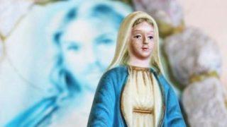 Czyzawierzenie Maryi tozdrada Jezusa?