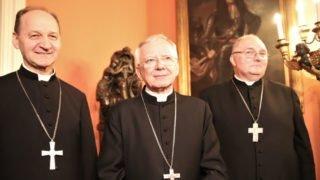 Uroczystość ogłoszenia biskupich nominacji wKrakowie