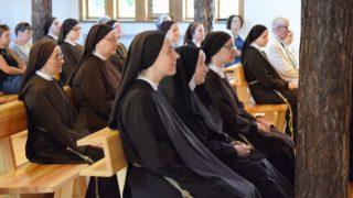 100-lecie Zgromadzenia Sióstr Franciszkanek Służebnic Krzyża