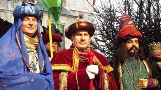 2322 królów naOrszakach Trzech Króli