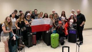 Pierwsze grupy Polaków dotarły doPanamy
